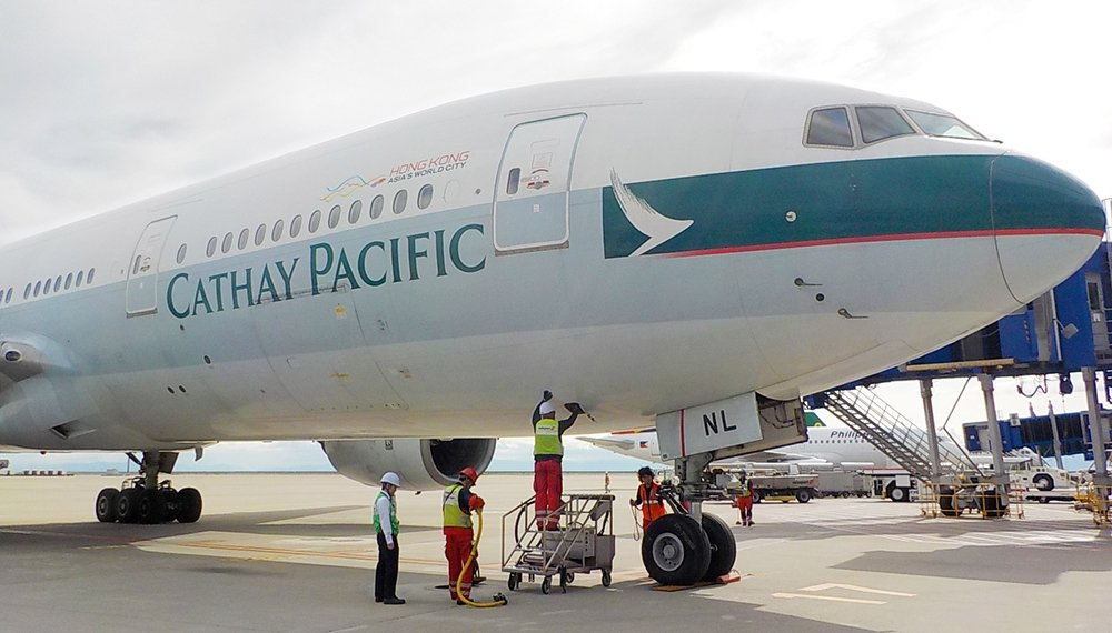 Cathay Pacific to donate world's first Boeing 777-200 to museum
