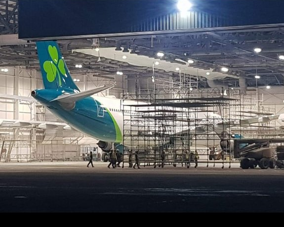 Aer Lingus' new livery leaked ahead of brand refresh reveal