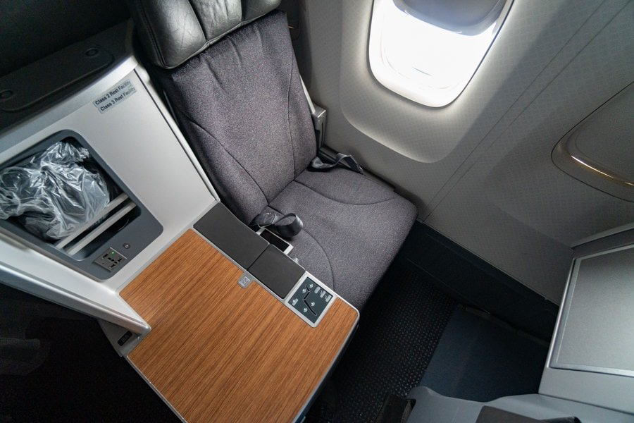 Not enough time to enjoy: Review of American Airlines 767-300ER First Class from New York to Miami