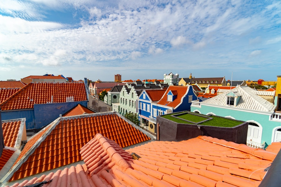 Conveniently located: Review of Curacao Suites Hotel in Curacao