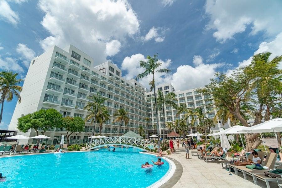 Sonesta Maho Beach Resort In St Maarten