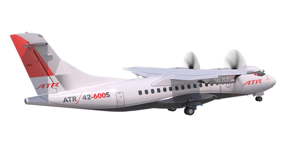 ATR launches 42-600S (STOL), tackling runways as short as 800 meters