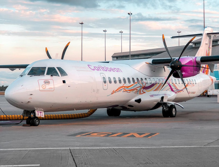 Caribbean Airlines Quietly Unveils New Livery After 13 Years